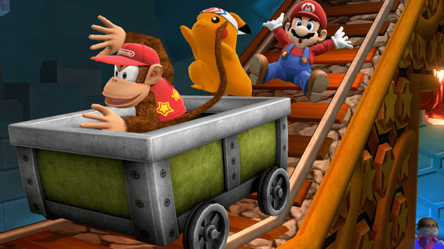 File:SSB4-Wii U Congratulations All-Star Diddy Kong.png