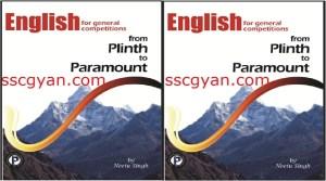 Plinth To Paramount English Grammar PDF