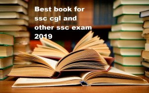Best book for ssc cgl and other ssc exam 2019