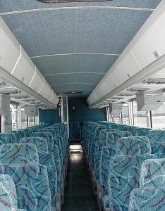 Ohio charter bus interior also deluxe motor coach amenities rh sscoach