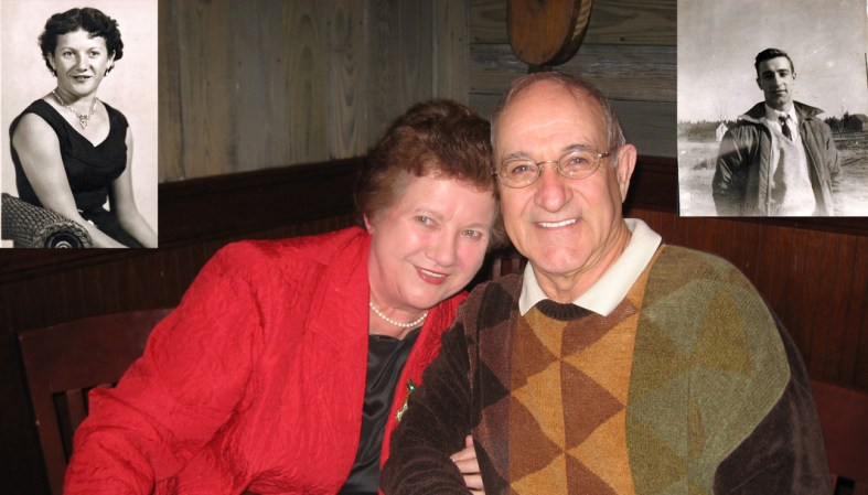 Dorothy and Bill Boudreau