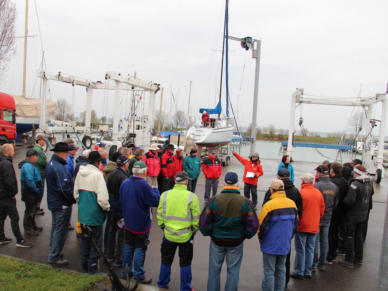 Hafenputztag 2017 SSCRo SBS Romanshorn