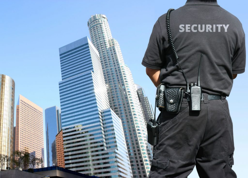 Job Opportunities Security Guards