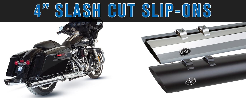 4 slash cut slip ons