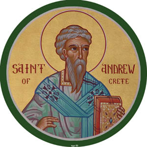 FEB 27, 28, MAR 1 & 2: GREAT CANON OF ST. ANDREW OF CRETE