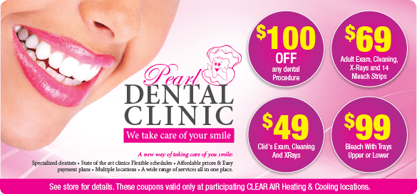 dental punch out mailer