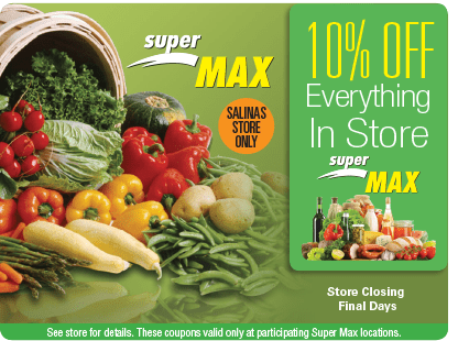 max grocery