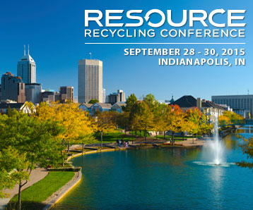 Ssi Will Exhibit At The 2017 Resource Recycling Conference In Indianapolis
