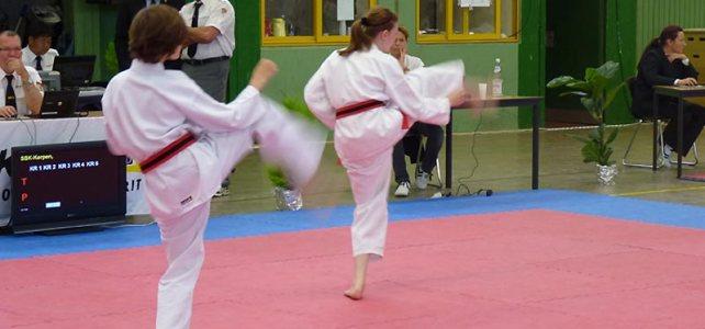 Taekwondo Kerpen: Der Formenlauf (Poomsae)