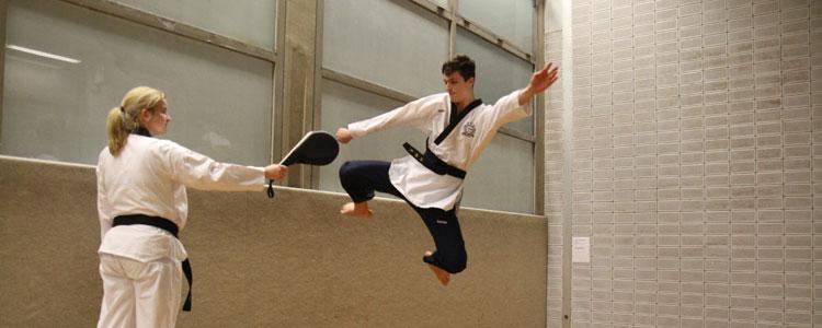 Taekwondo Kerpen: Die Anmeldung beim SSK ist ganz einfach