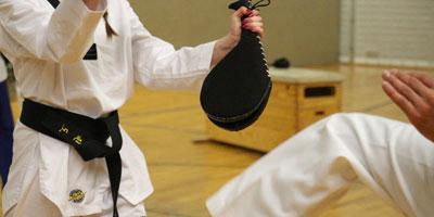 Trainingszeiten der Taekwondoabteilung des SSK-Kerpen
