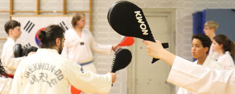 Taekwond Kerpen: Wir suchen weitern nach Verstärkung für das SSK-Taekwondo Team