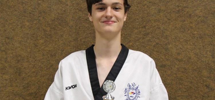 SSK-Taekwondo-Team stellt neuen Landesmeister im Formenbereich