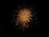 鹿島の花火2009(3) : 1024 * 768 pixels, 67KB