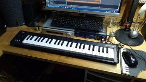 MicroKEY Air(49鍵盤)