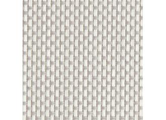 store enrouleur anti chaleur toile 1 d ouverture blanc perle et gris 002007 grandes dimensions jusqu a 4 00 metres