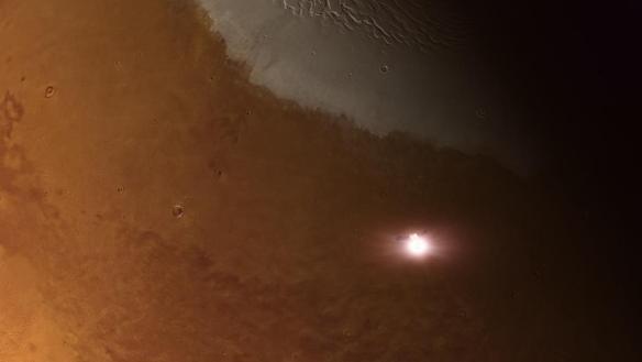 Photo Credit NASA's MAVEN Mission to Mars Timeline