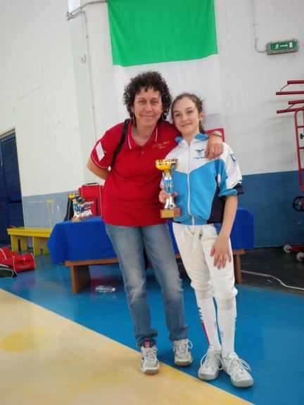 Baronissi 11.04.2015 III prova interregionale GPG Giovanna Ciacchi e Lucrezia De Paolis