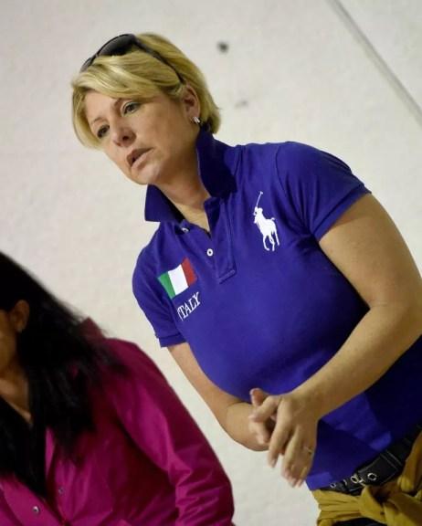 16.05.2015 Treviso Anna Maria Stornata... Ludovica Allegrini in pedana!! (foto Bizzi per Federscherma)