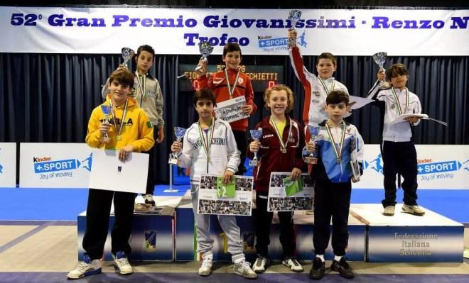 Riccione GPG 04.05.2015  (foto Bizzi per Federscherma)