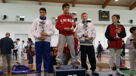 Campionato Regionale 24.05.2015 William Sica
