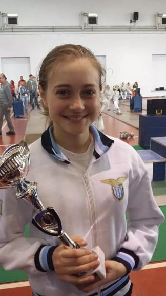 Campionato Regionale 23.05.2015 Angelica di Luzio