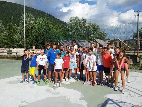 Villetta Barrea 23.08.2015 Che gruppo!