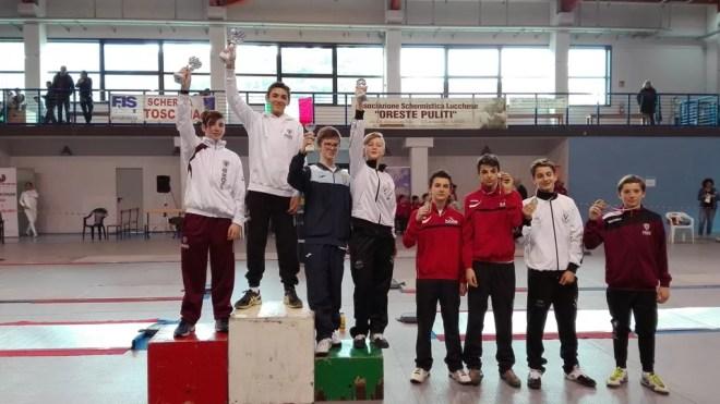19.03.2016 Lucca Trofeo Ponte del Diavolo Riccardo Mazzarano
