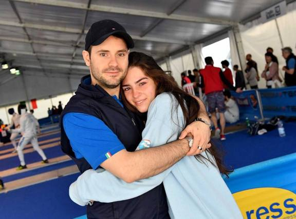 15.05.2016 Acireale Lorenzo Nini e Flaminia Gambino