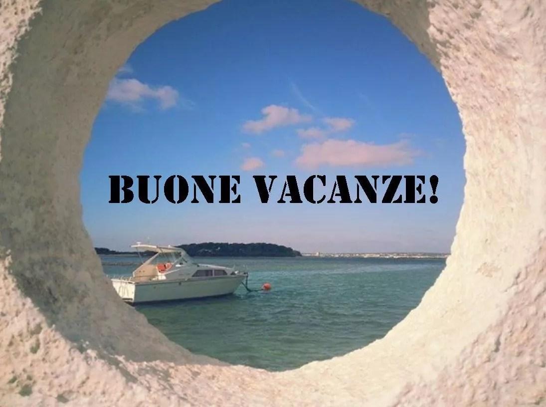 Famoso BUONE VACANZE – S.S. Lazio Scherma Ariccia CU63