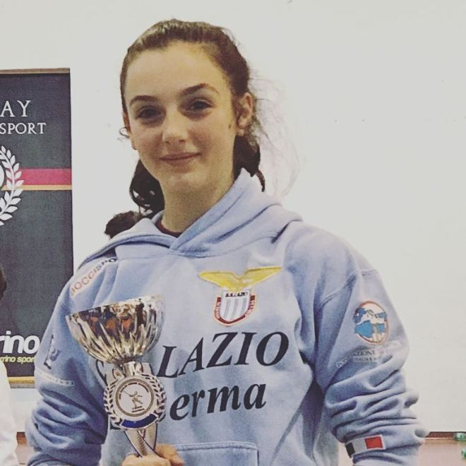 Campionato Regionale Lazio Categoria allieve spada