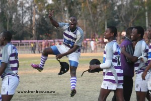 St Johns Curchill Rugby