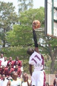 Billy Melusi dunking