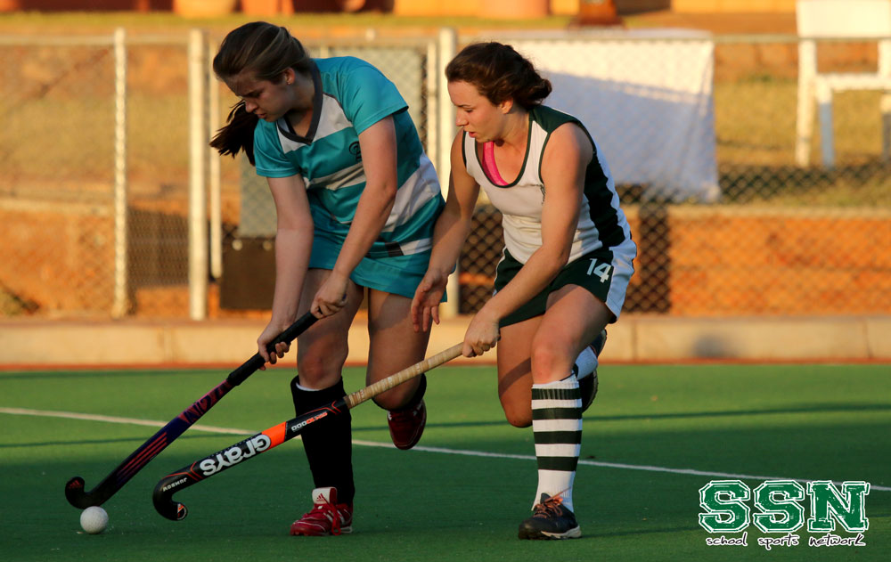 Kate Lavers, Terblanche. Arundel vs Chisipite Hockey