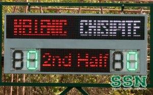 Golden Girls Hockey Scoreboard