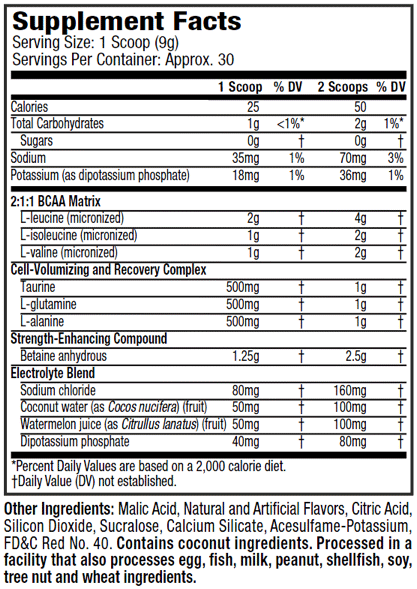 AMINO-BUILD-NEXT-GEN-nutritional-facts