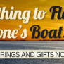Personalized Life Rings Boating Clothing Personalized