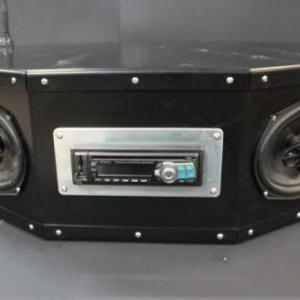 Screamin' Seeman Off Road Shop Radio & Speaker Combo box