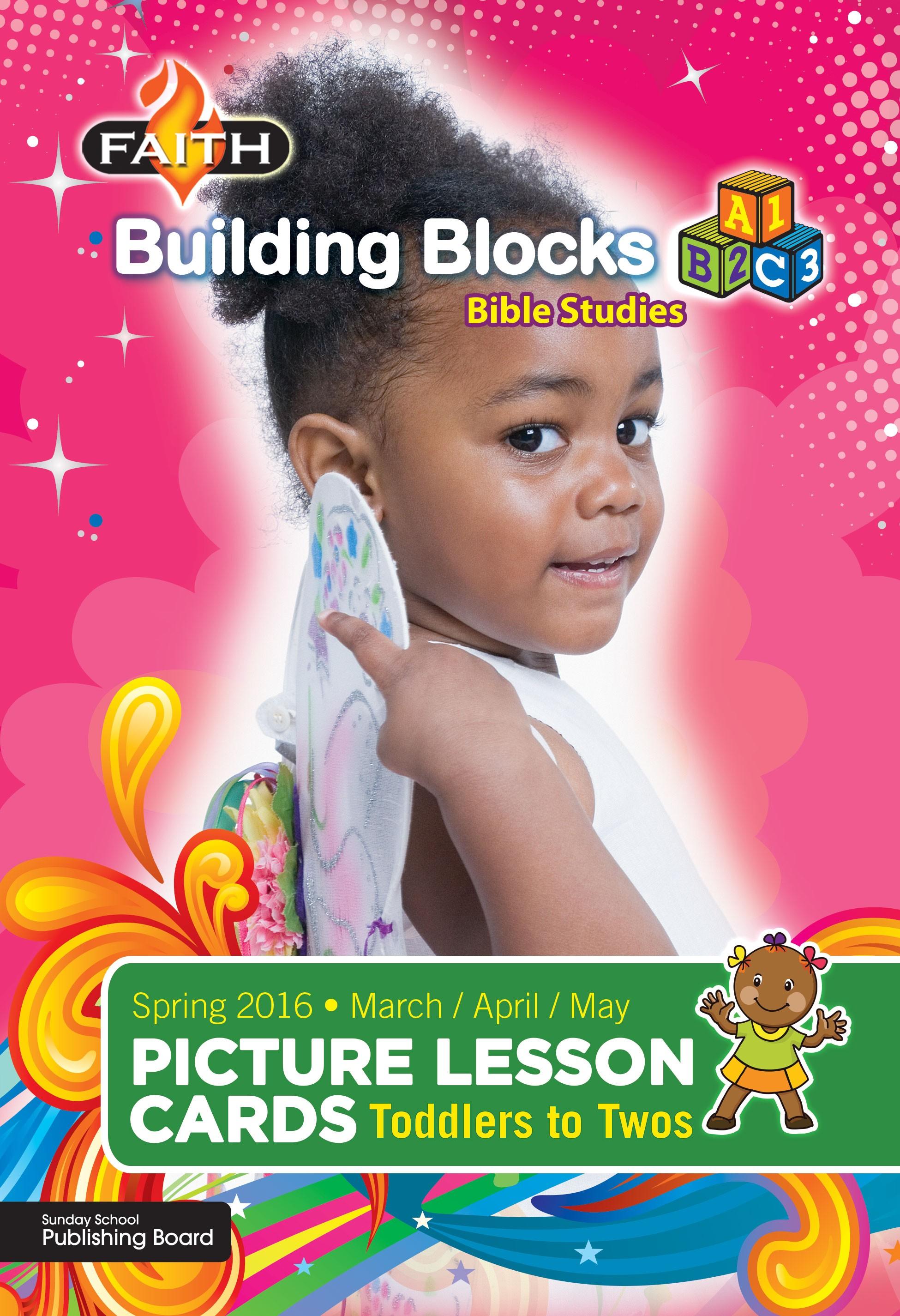 Faith Building Blocks Bible Stu S Early Elementary Grades K 1
