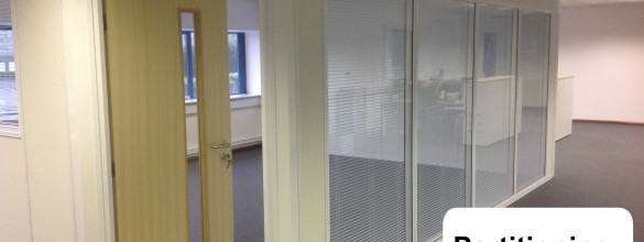 Office Partitioning: Increasing Workplace Productivity