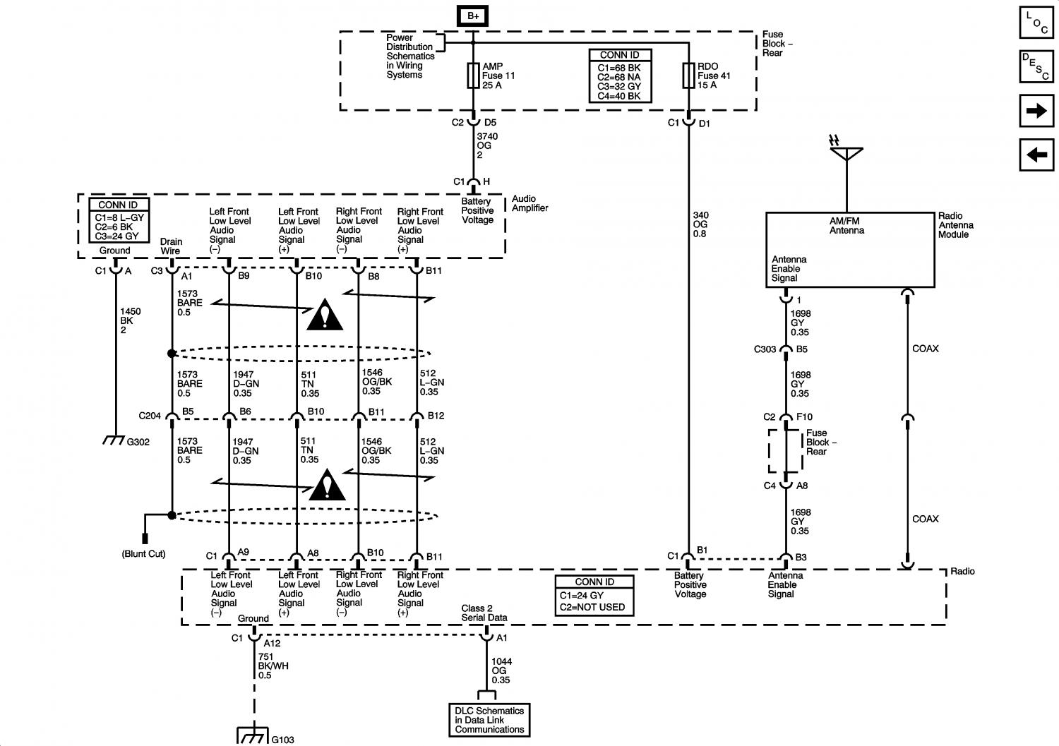 hight resolution of 2004 ssr wiring diagram wiring diagram for you 2004 ssr headlight schematics