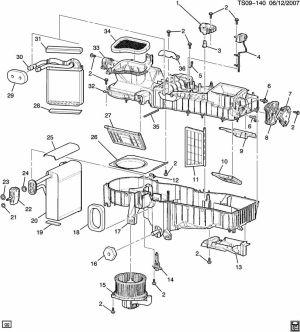 Blend Door Actuator Replacement  Chevy SSR Forum