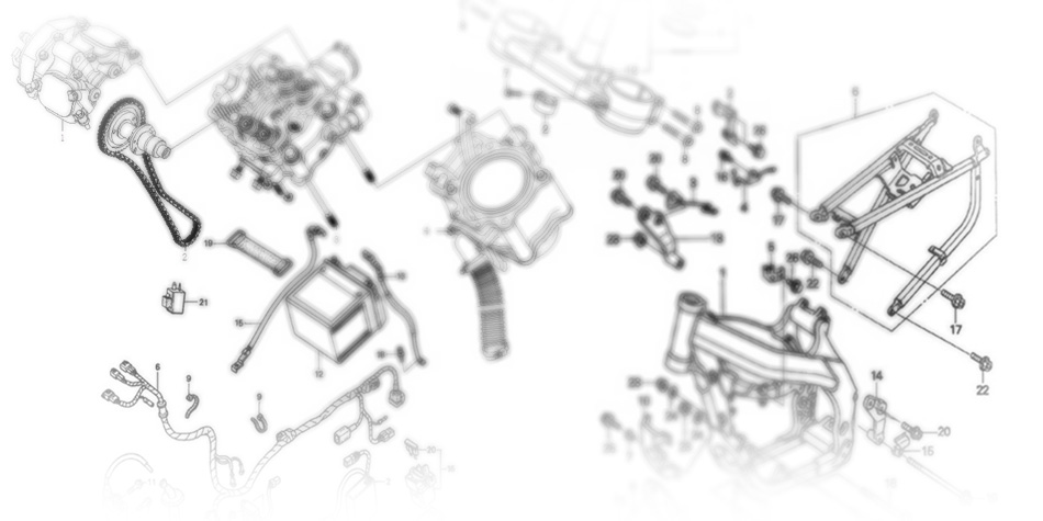 Bestseller: Chinese 110cc Engine Parts Diagram