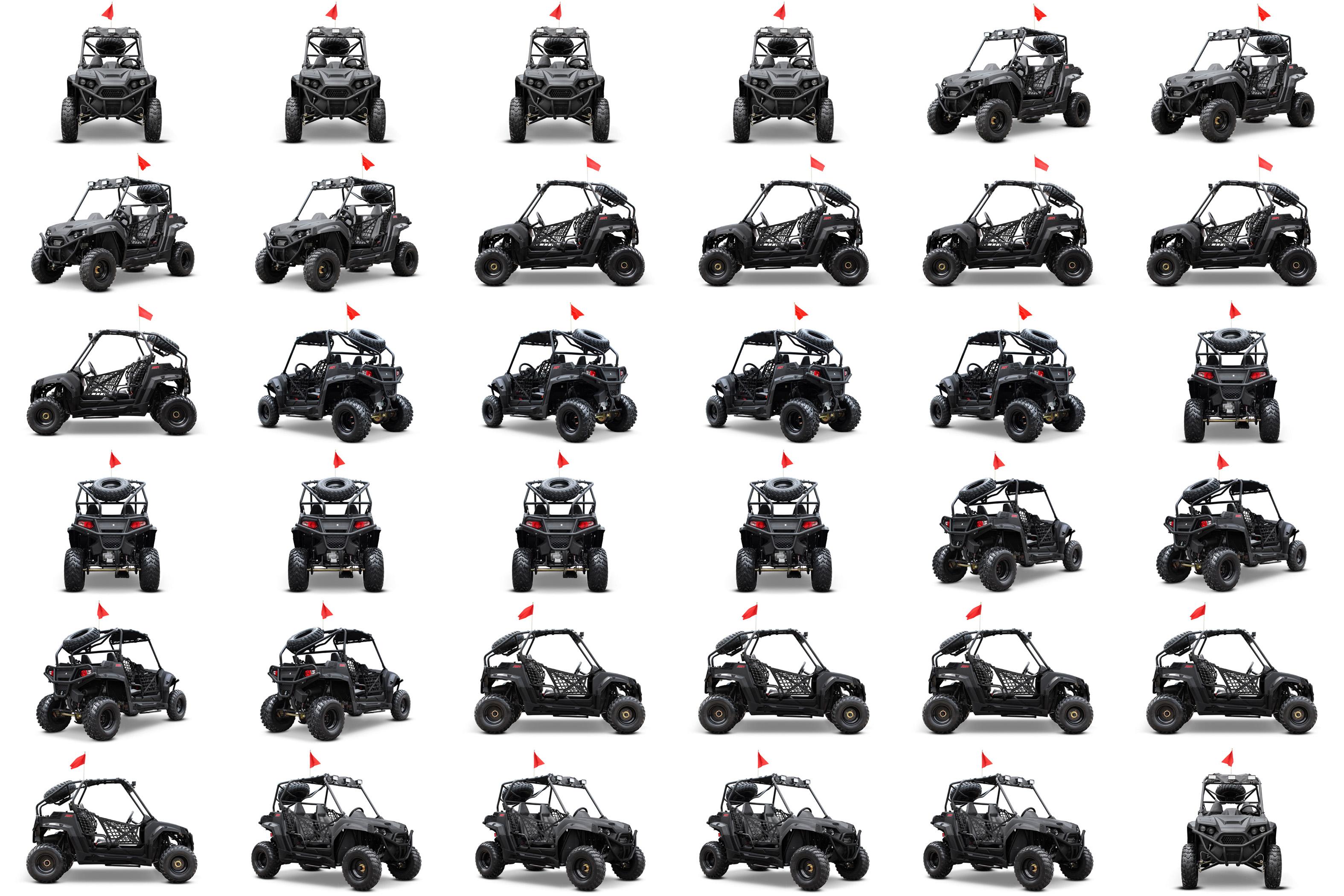 SSR Motorsports SRU170RS 360 Spin View