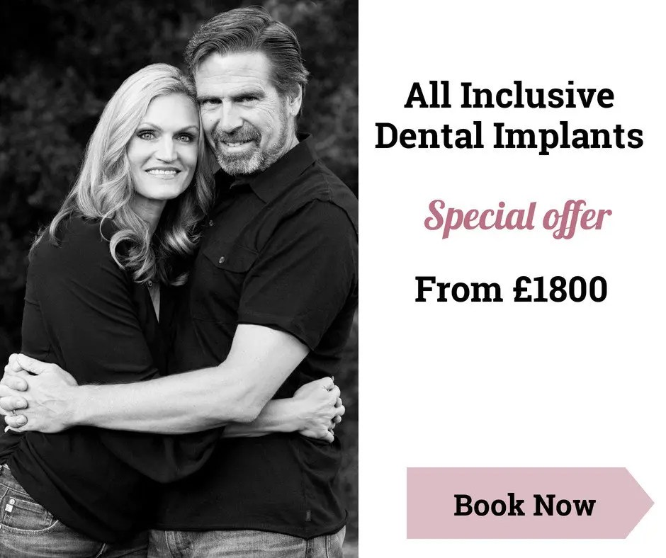 dental implants ealing
