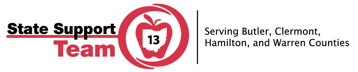 State Support Team 13 Logo