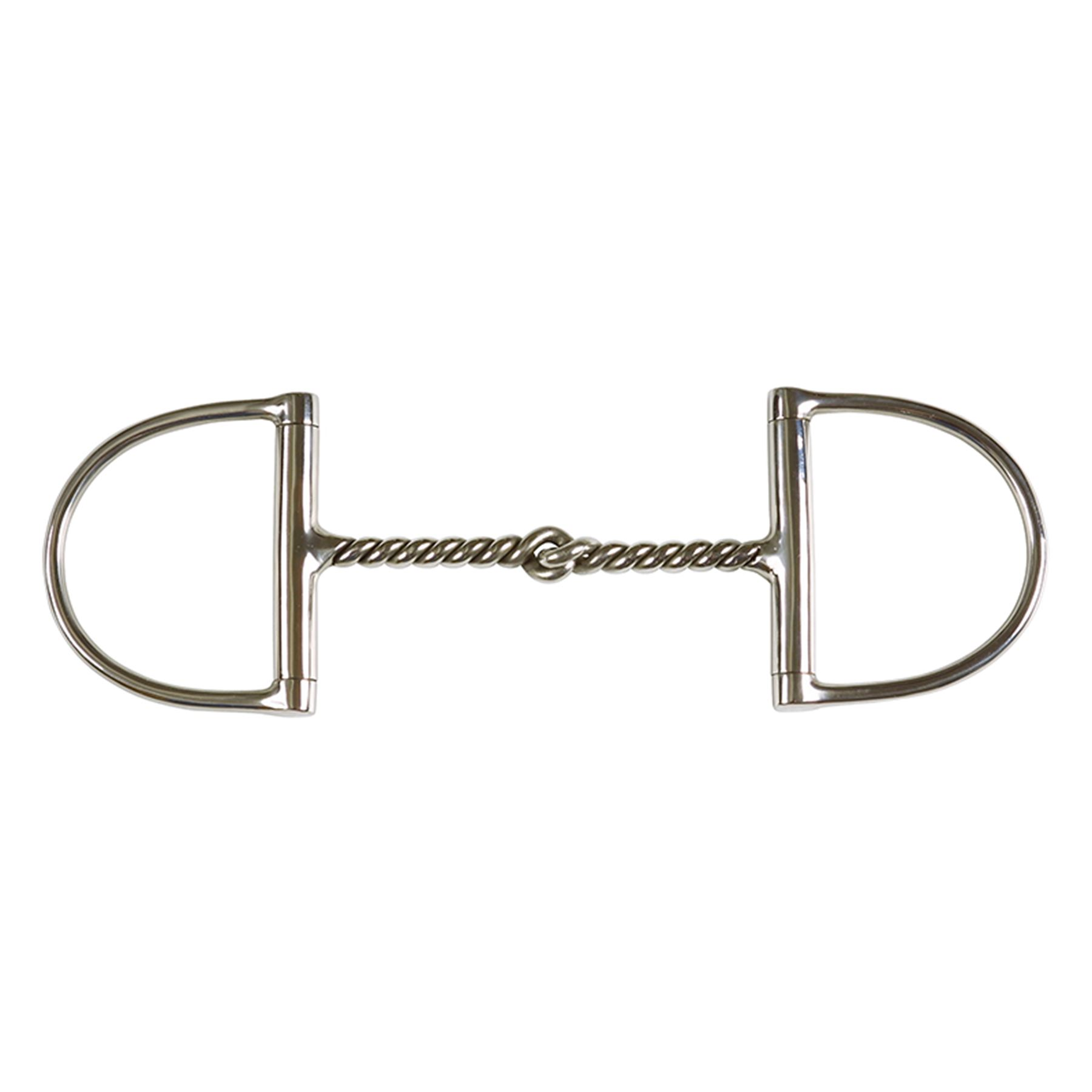 Fes Brian Isbell D Ring Snaffle Bit In English Bits At