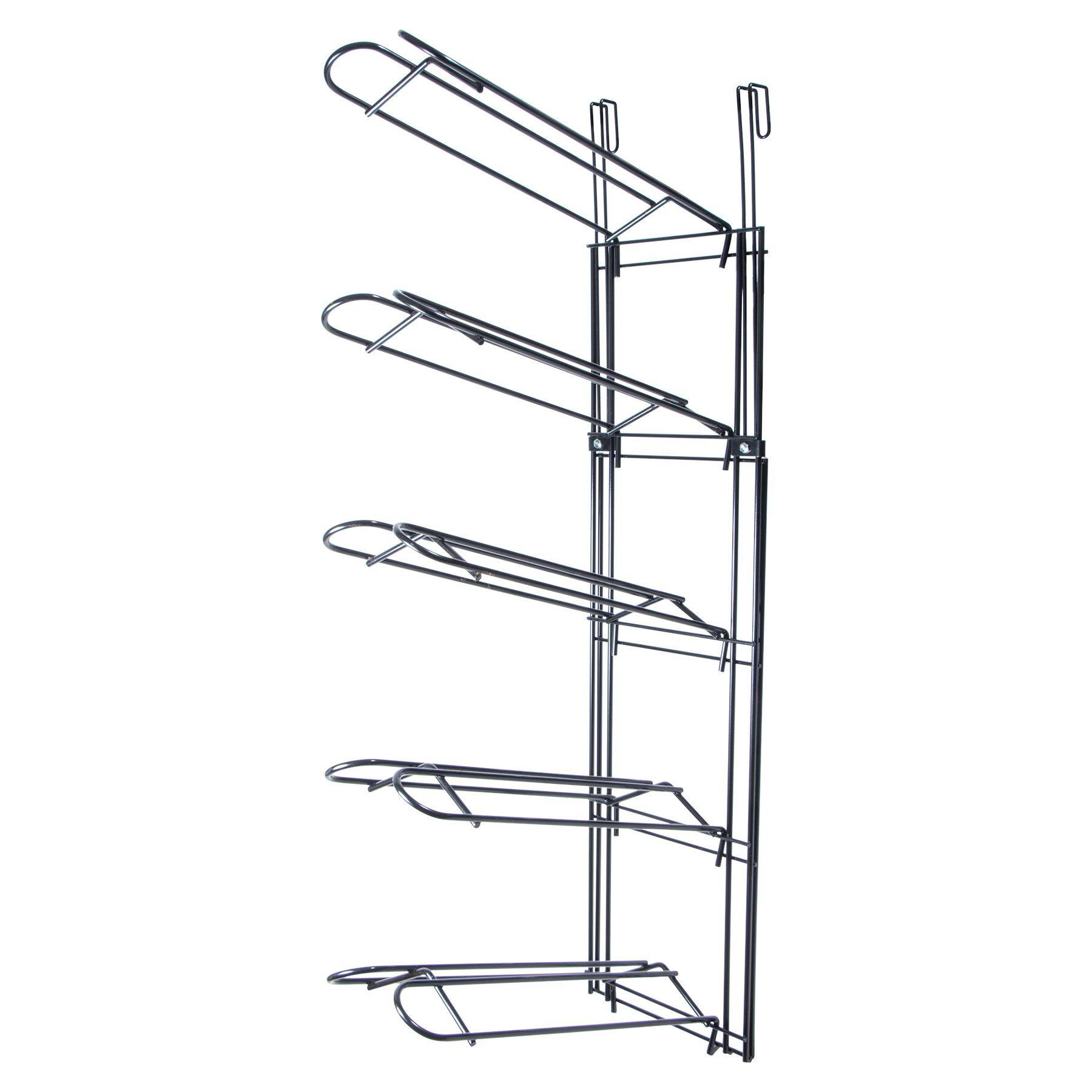 Easy Up 5 Tier Main Frame With 5 Saddle Racks In Stable
