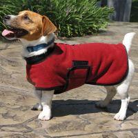 Dura-Tech Fleece Dog Coat in Dog Coats & Jackets at ...
