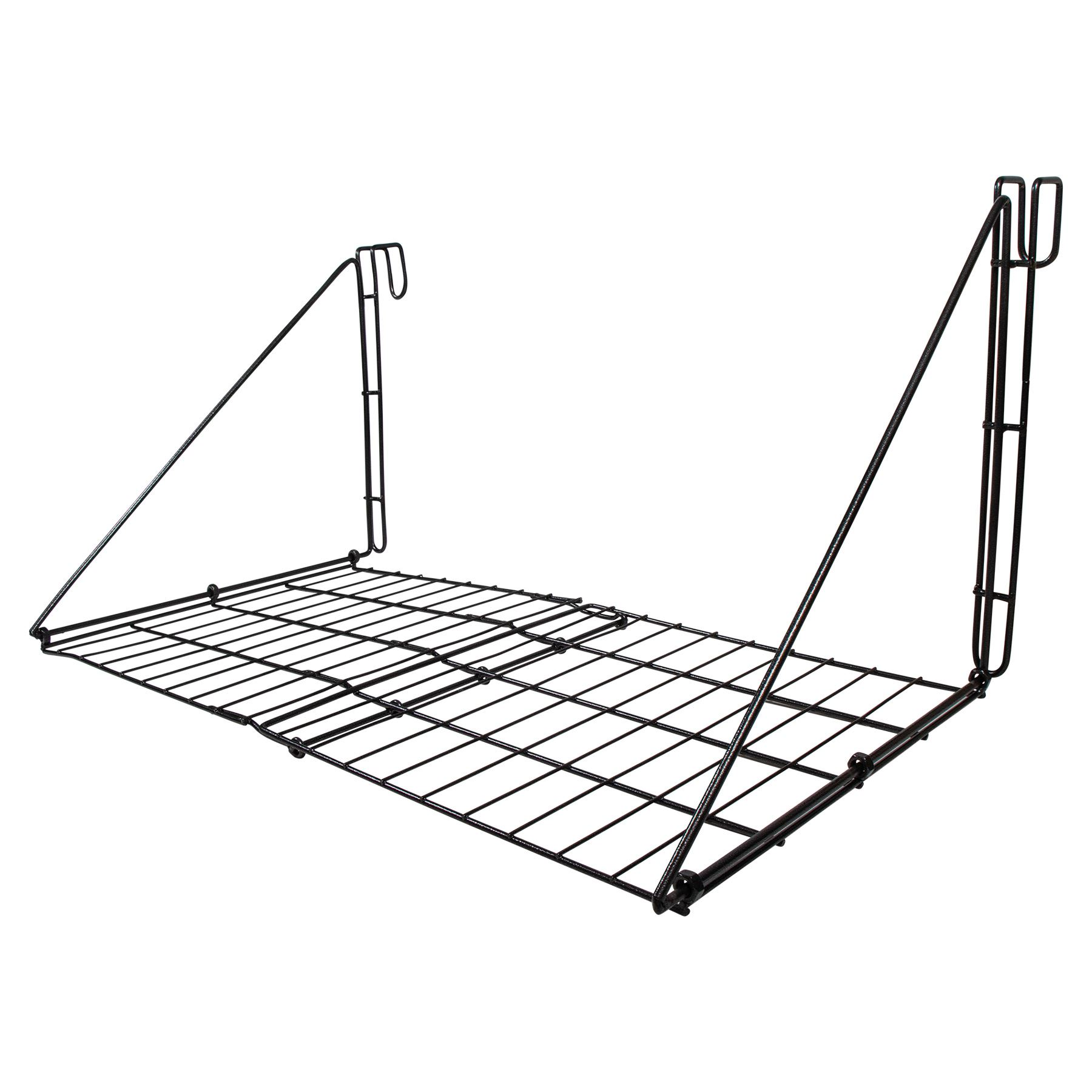Easy Up Portable Hanging Shelf In Stable At Schneider